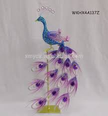 handicrafts for home decoration metal peacock home decoration unique handicrafts buy unique