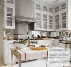 Kitchen Mirror Backsplash Mirror Backsplash For Kitchen Beautiful Home Design