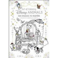 disney animals coloring book 100 images inspire