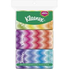 kleenex 3 ply pocket tissues 3pk walmart