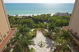 what is a courtyard the terrace suite in naples florida the ritz carlton naples