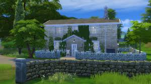 what is a cottage style home building family homes in the sims 4 simsvip