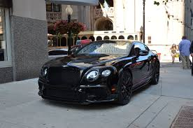 bentley supersport black 2017 bentley continental supersports stock b974 s for sale near