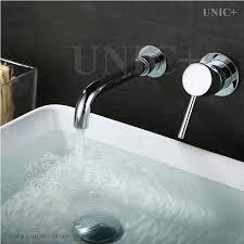 Wall Mount Faucets Bathroom Wall Mount Bathroom Faucet Best 25 Wall Mount Faucet Ideas On