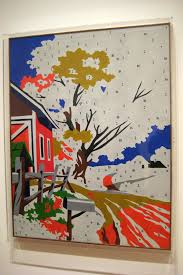 nyc moma andy warhol u0027s do it yourself landscape flickr