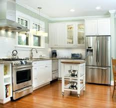 kitchen island with refrigerator refrigerators for small kitchens for design fridge silver small