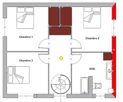 plan chambre 12m2 etage de 8m x 10m pas plus de 3 chambres 8 messages