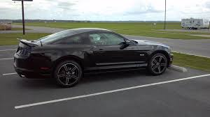 Mustang 2013 Black New Here With A 2013 Pic Svtperformance Com
