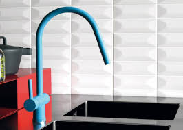 Colored Kitchen Faucets | colorful kitchen faucets from zucchetti