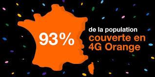 couverture 4g orange est toujours le op礬rateur mobile