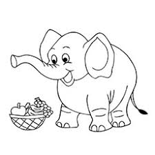 elephant love coloring page top 25 free printable coloring pages of animals online