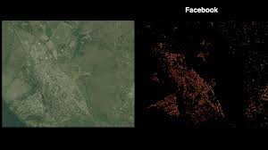 Population Density Map Of The World by Facebook Is Using Ai To Make Detailed Maps Of Where People Live