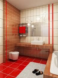badezimmer rot die besten 25 rote badezimmer ideen auf rotes