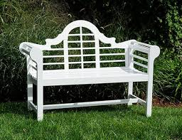 eucalyptus wooden lutyens teak patio love bench white wood patio