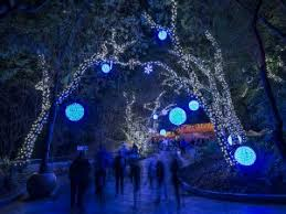 christmas light park near me where to see christmas lights in los angeles town square real