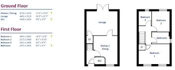 Clarence House Floor Plan Clarence Gardens Oxford Road Burnley Bb11 3 Bedroom Semi