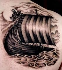 best 25 viking ship tattoo ideas on pinterest viking tattoos