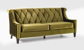 double sleeper sofa chair outstanding ava velvet tufted sleeper sofa best collections