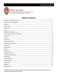 nursing resume template download profile ets 2 car ucsb career manual 2017 2018 by ucsb career services issuu