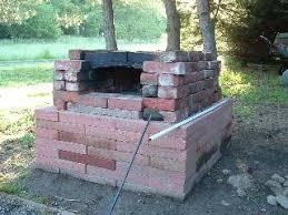 Backyard Brick Pizza Oven The 1 Hour Brick Oven