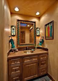 western bathroom ideas 25 southwestern bathroom design ideas turquoise accents tribal