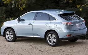 lexus rx 450h msrp 2012 lexus rx 450h information and photos zombiedrive
