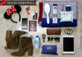 travel essentials images Grace d my travel essentials jpg