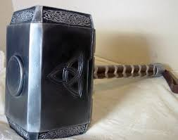avenger style thor hammer 3 by nmtcreations deviantart com on