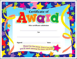 award certificate samples 1000 ideas about award certificates on pinterest printable