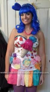 Katy Perry Costume Katy Perry Costume Halloween Katy Perry California Gurls