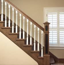 lovable staircase spindles ideas open staircase on main level with