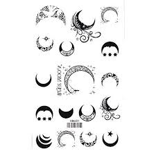 Design With Meaning 37 Inspirational Moon Designs With Images Half Moon