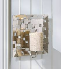Wall Sconces For Living Room Modern Mosaic Wall Mirrored Candle Sconce 1st Floor Living Space