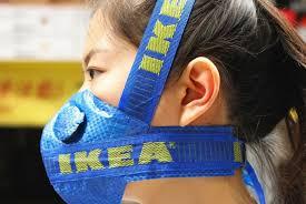 social media users turn ikea u0027s frakta bag into fashion items