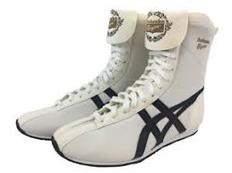 s boxing boots australia asics onitsuka tiger tko boxing shoes boots hn404 0190 white