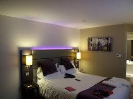 mood lighting above the bed picture of premier inn watford north