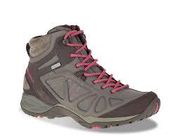 merrell siren q2 hiking boot taupe purple women best loved merrell