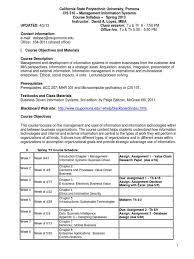 cis310 syllabus spring 2013 04022013v2 information system test