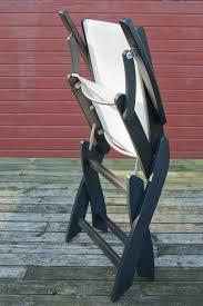 Breezesta Coastal Bar Chair by Polywood Coastal Sling Folding Dining Chair