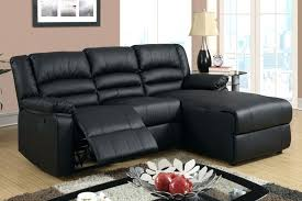 Leather Sofa Vancouver Black Bonded Reclining Sofa Vancouver Leather Recliner Sofas