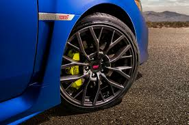 lexus f sport big brake kit subaru updates the wrx and sti for 2018 with new face brakes