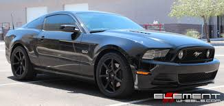 All Black Mustang For Sale Ford Mustang Wheels And Tires 18 19 20 22 24 Inch