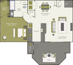 luxury apartments in peoria sonoma ridge apartments floor plans 1 bedroom 1 bath