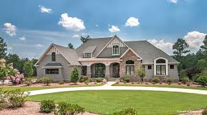 houses with 3 car garage country home floor plans 2 story brick