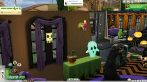 the sims 4 spooky stuff pack review sims community