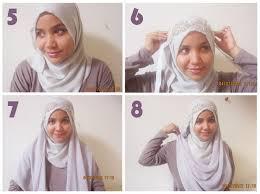 tutorial hijab syar i untuk pengantin tutorial hijab pengantin aishah amin hello hijabers