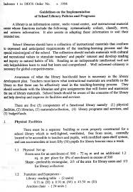 Electronic Thesis And Dissertation In Library And Information Science Paarlwiki Library Standards
