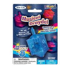 musical dreidel the musical dreidel assorted colors