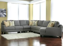 exquisite chaise brown couch with and cuddler raf sectional sofa