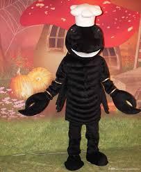 Scorpion Costume Sw0411 A Black Scorpion Mascot Costume For To Wear Scorpion